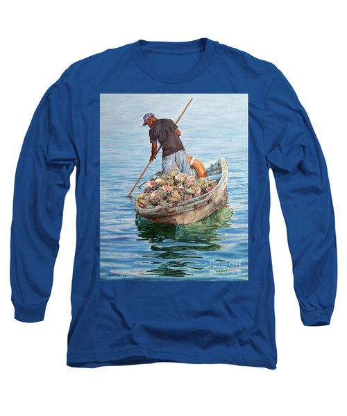 Jewels Of The Sea Long Sleeve T-Shirt