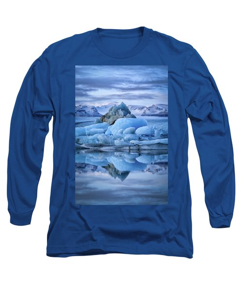 Jokulsarlon  Long Sleeve T-Shirt