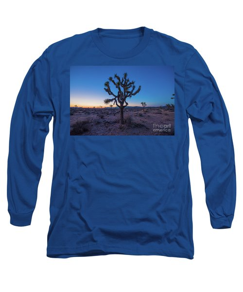 Joshua Tree Glow Long Sleeve T-Shirt