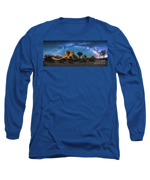 Joshua Tree Milkyway Long Sleeve T-Shirt