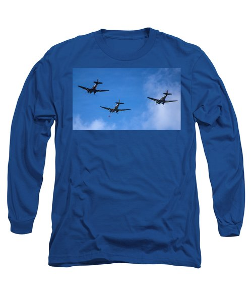 Jumping In Long Sleeve T-Shirt
