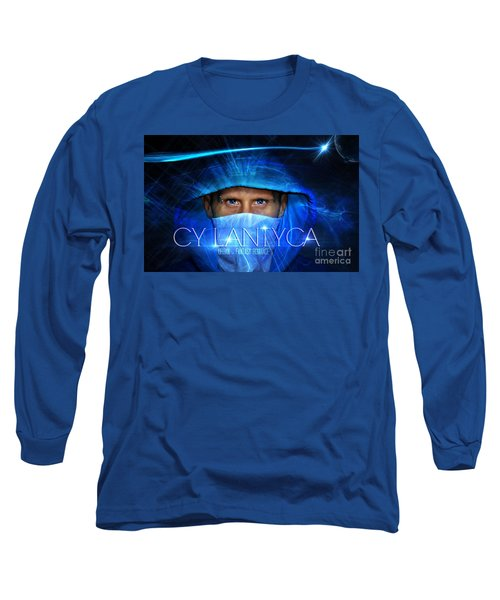 Just An Advertisement Long Sleeve T-Shirt by Cyryn Fyrcyd