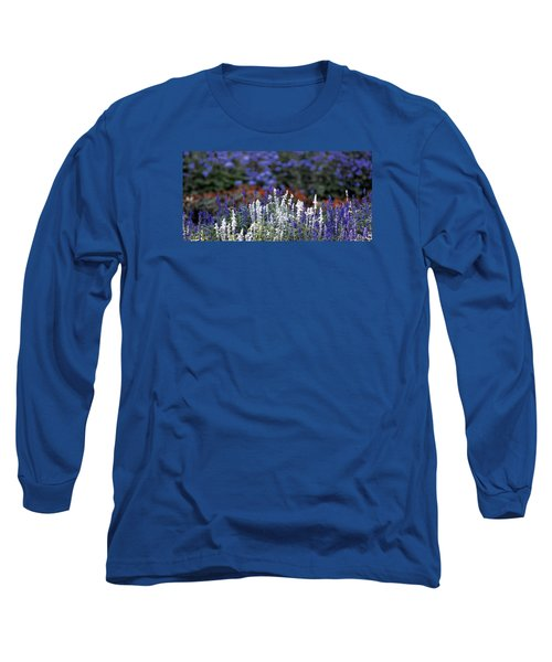 Just Before Fall Long Sleeve T-Shirt by Tim Good