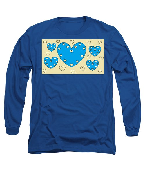 Just Hearts 4 Long Sleeve T-Shirt
