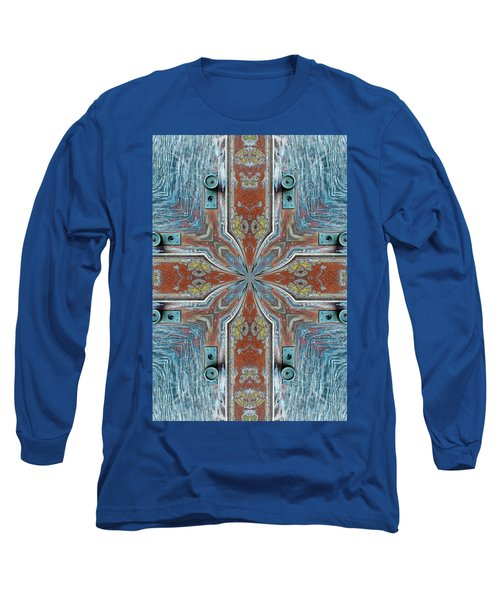 Long Sleeve T-Shirt featuring the photograph K 112 by Jan Amiss Photography