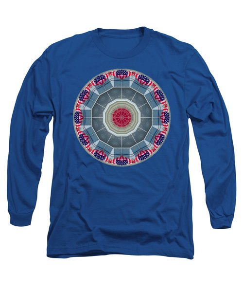 Long Sleeve T-Shirt featuring the photograph Kaleidos - Ptown06 by Jack Torcello