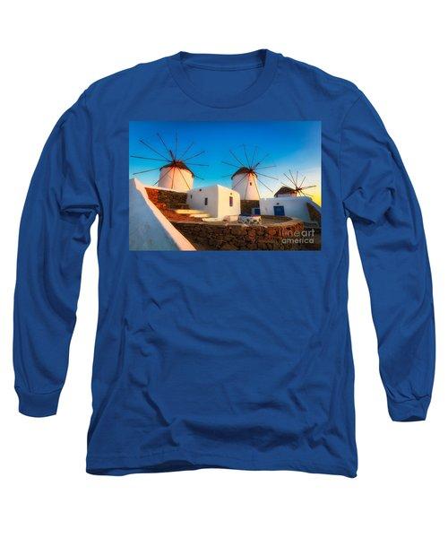 Kato Mili Long Sleeve T-Shirt
