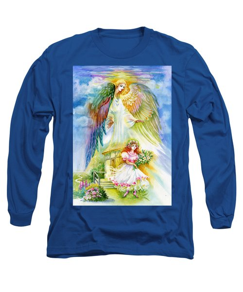Keep Her Safe Lord Long Sleeve T-Shirt
