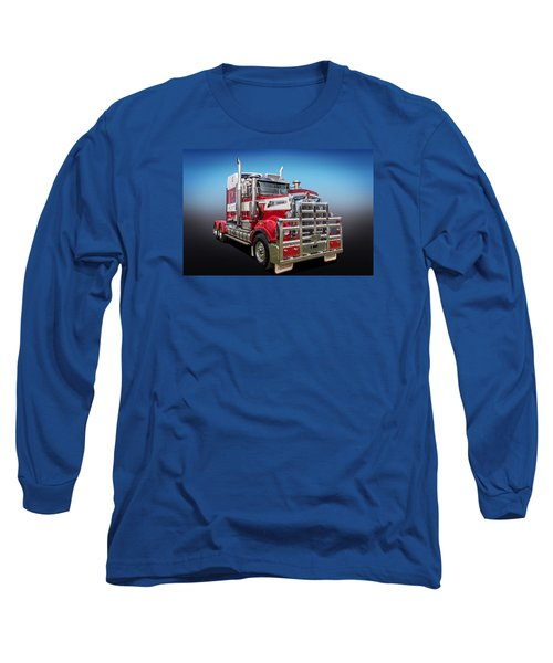 Kenworth Long Sleeve T-Shirt