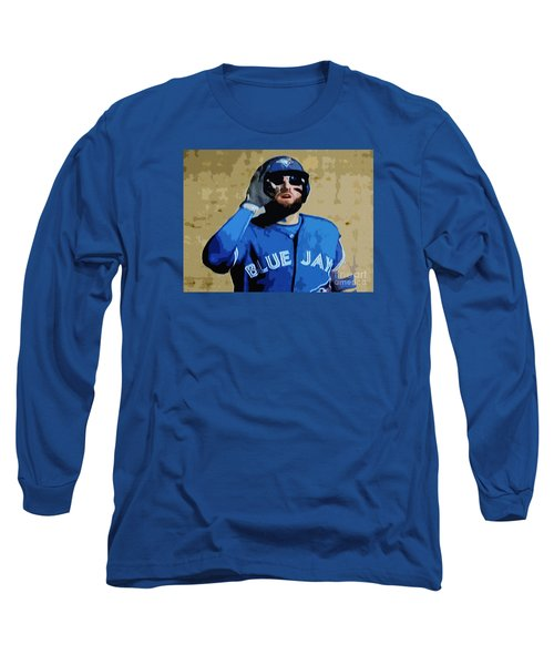 Kevin Pillar Long Sleeve T-Shirt