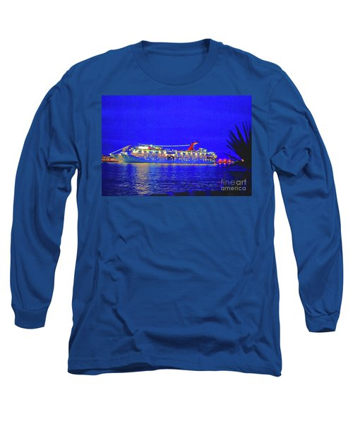 Key West Cruising  Long Sleeve T-Shirt