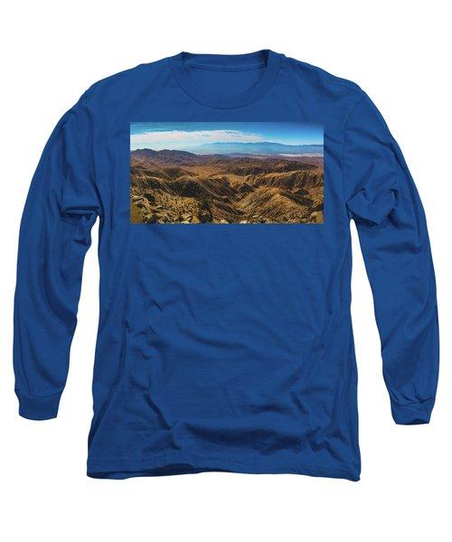 Keys View Overlook Panorama Long Sleeve T-Shirt