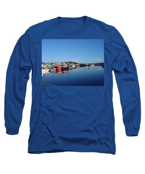 Killeybeggs Harbor Long Sleeve T-Shirt