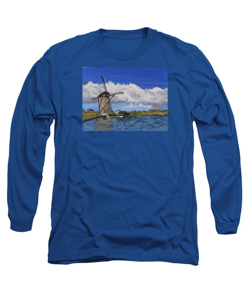 Kinderdijk Long Sleeve T-Shirt
