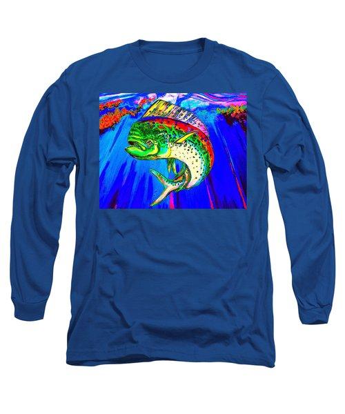 King Mahi-mahi Long Sleeve T-Shirt