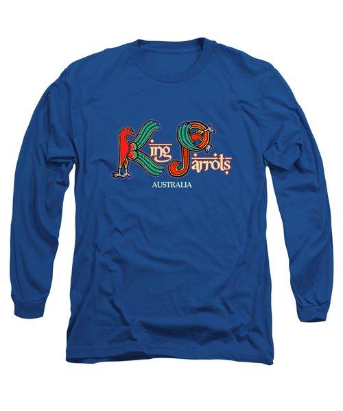 King Parrots Australia Long Sleeve T-Shirt
