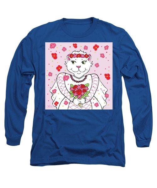 Kitty Bride Long Sleeve T-Shirt