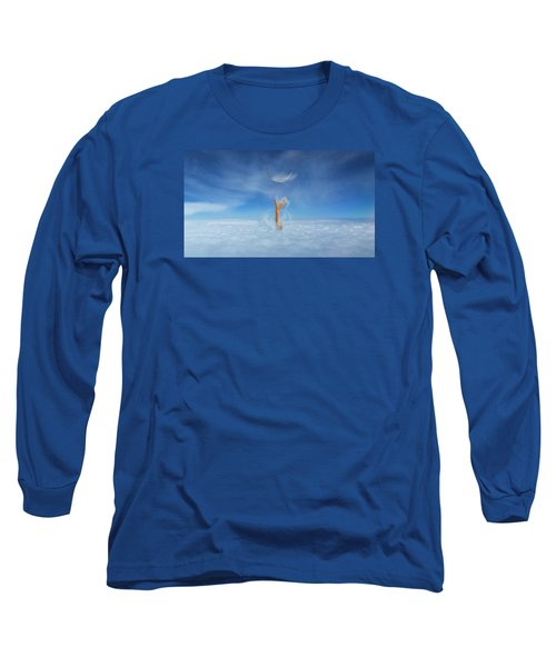 Know No Limits Long Sleeve T-Shirt by Vincent Lee