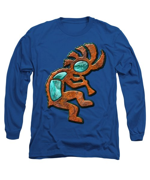 Kokopelli 2 Shirt Long Sleeve T-Shirt