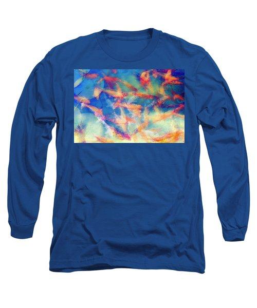 Kolorful Koi Series Long Sleeve T-Shirt