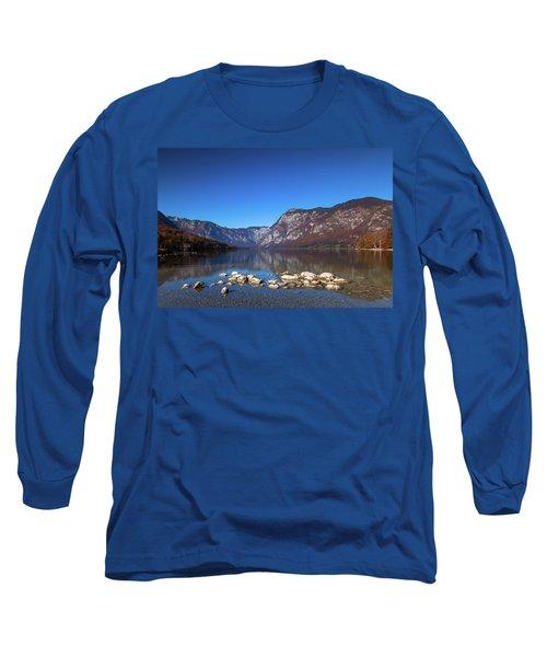 Lake Bohinj Long Sleeve T-Shirt