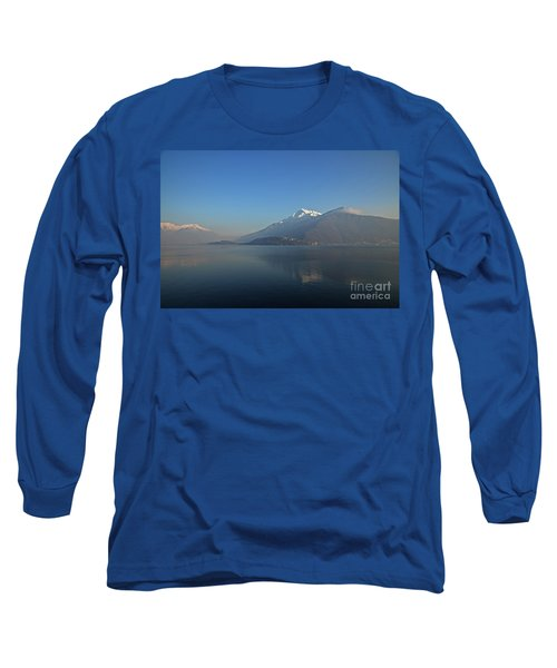 Lake Como Long Sleeve T-Shirt