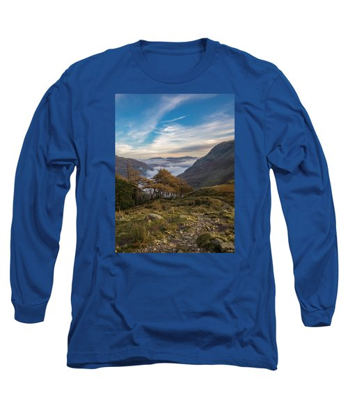 Lake District Views Long Sleeve T-Shirt