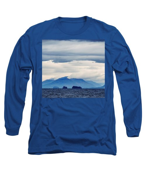 Lake George Is The Queen Of American Lakes Long Sleeve T-Shirt