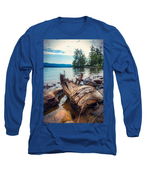 Lake George Palette Long Sleeve T-Shirt