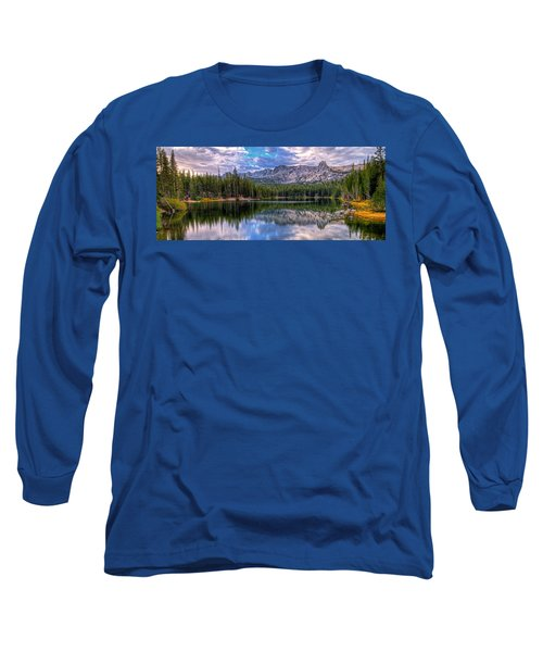 Lake Mamie Panorama Long Sleeve T-Shirt