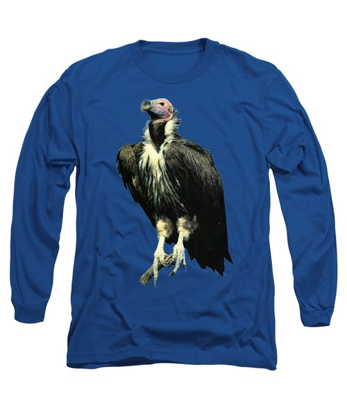 Lappet Face Vulture Long Sleeve T-Shirt