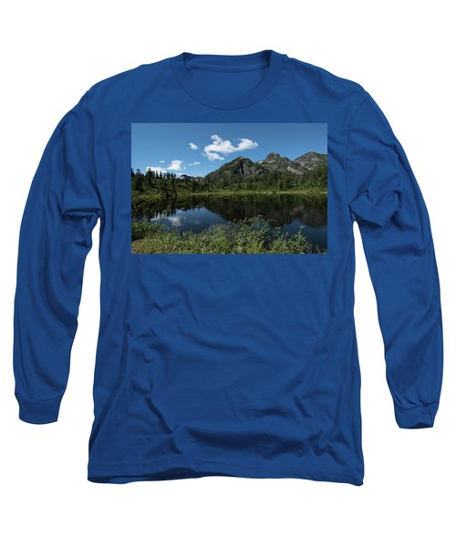Late Spring Peaks Long Sleeve T-Shirt