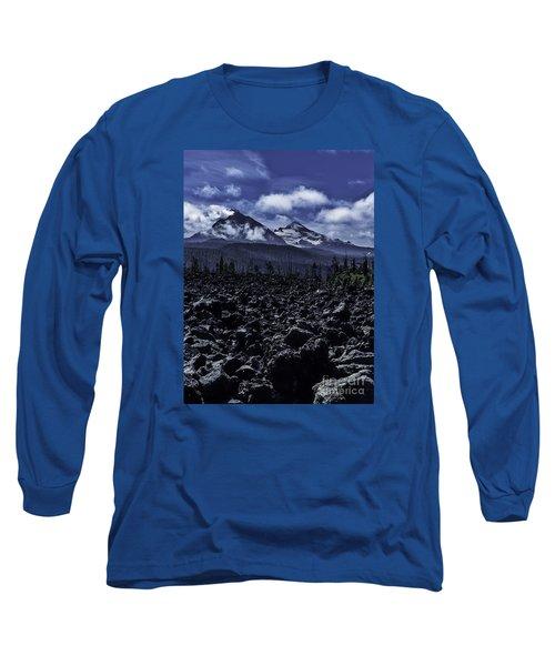 Lava Below The Sisters Long Sleeve T-Shirt