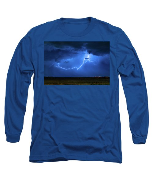 Left Hook Long Sleeve T-Shirt