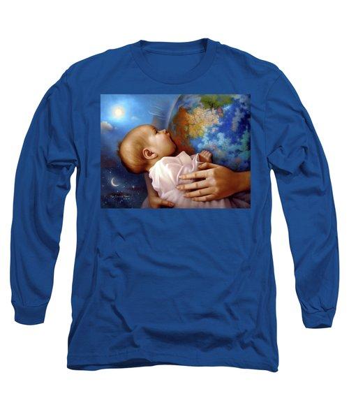 Life, Earth Long Sleeve T-Shirt
