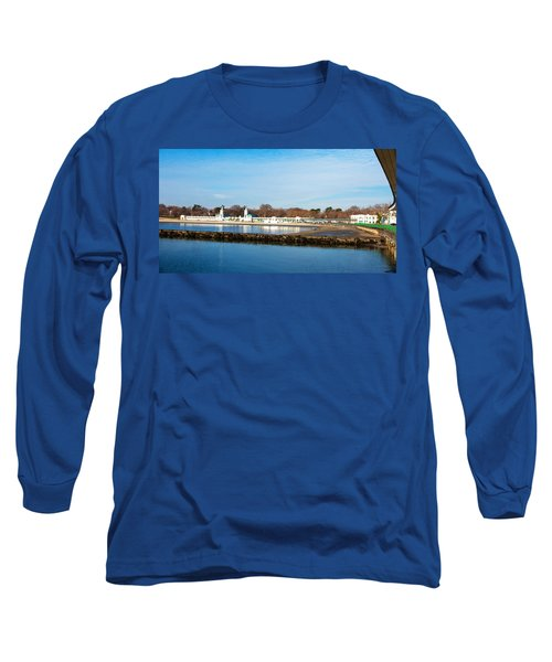 Life In Rye Long Sleeve T-Shirt by Jose Rojas