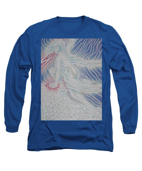 Lightning Goddess Long Sleeve T-Shirt