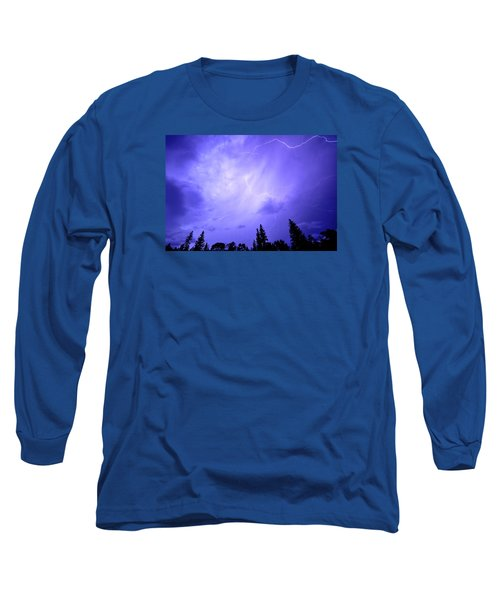 Lightning Storm Long Sleeve T-Shirt
