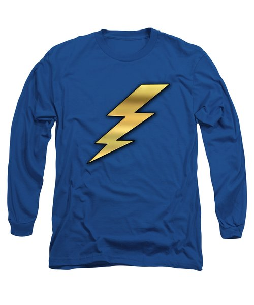 Lightning Transparent Long Sleeve T-Shirt