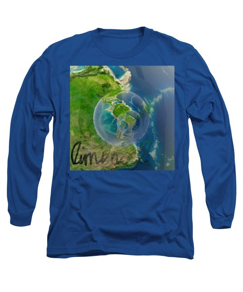 Liminal Long Sleeve T-Shirt