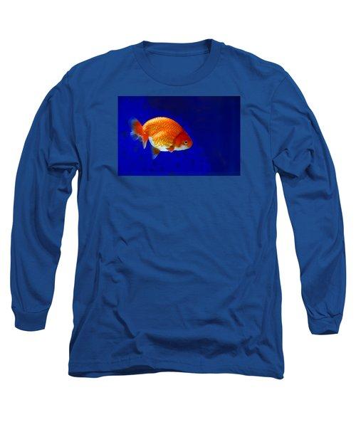 Lion Head Goldfish 6 Long Sleeve T-Shirt