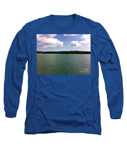 Lone Sailor Long Sleeve T-Shirt