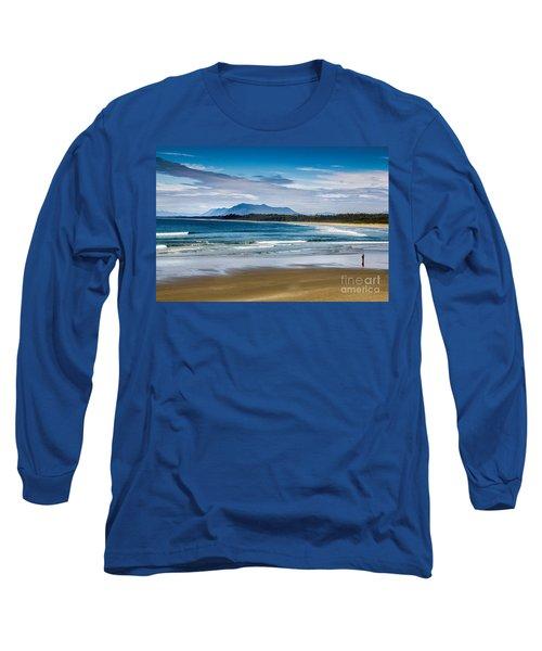 Long Beach, B.c Long Sleeve T-Shirt