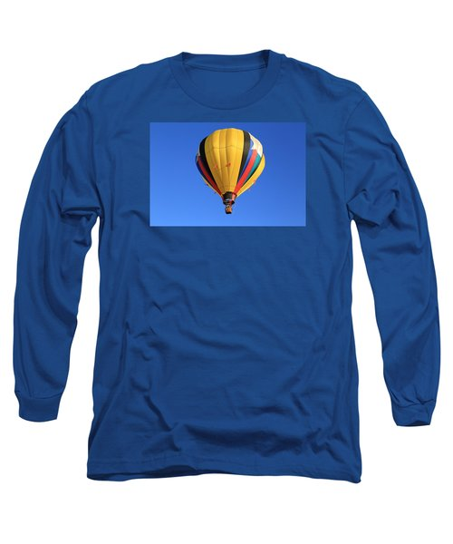 Long Sleeve T-Shirt featuring the photograph Looking Down by Lynn Hopwood