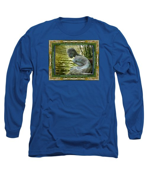 Long Sleeve T-Shirt featuring the photograph Looking In by Bell And Todd