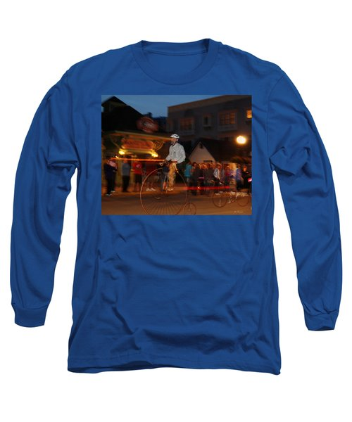 Lost In Time On Mackinaw Long Sleeve T-Shirt