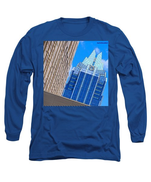 Lots Of #lines, #style And #texture Long Sleeve T-Shirt