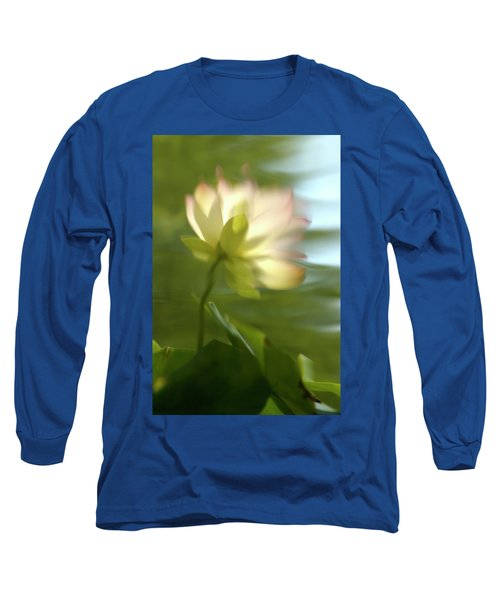 Lotus Reflection Long Sleeve T-Shirt
