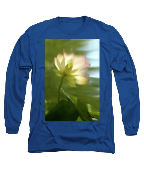 Lotus Reflection Long Sleeve T-Shirt