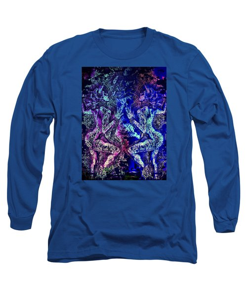 Love And Agony Long Sleeve T-Shirt